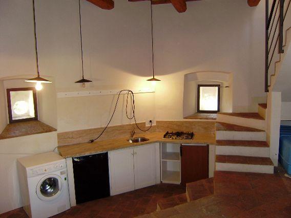 Rustico/casale/corte quadrilocale in affitto a san casciano dei ...