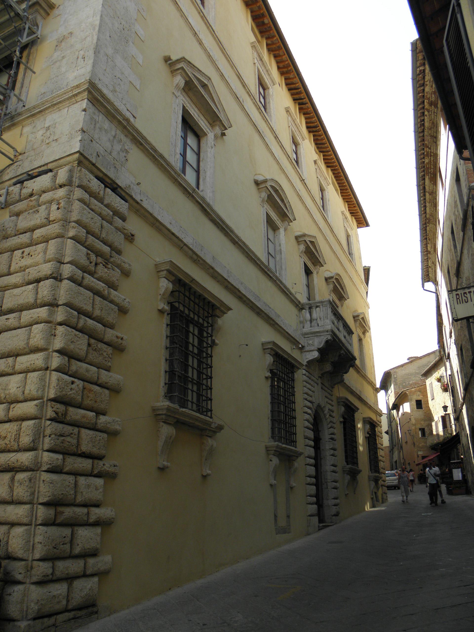 Bilocale Montepulciano Corso Voltaia 3