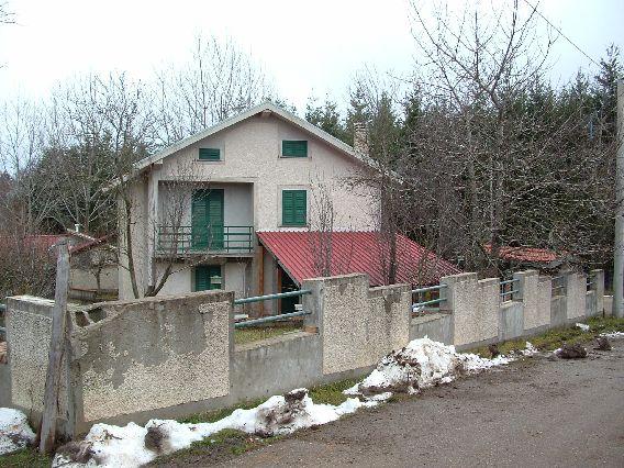Villa vendita TAVERNA (CZ) - 7 LOCALI - 240 MQ