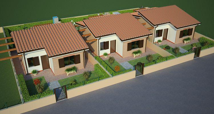 Villa vendita SELLIA MARINA (CZ) - 3 LOCALI - 60 MQ