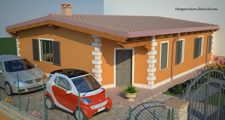 Villa vendita SELLIA MARINA (CZ) - 5 LOCALI - 126 MQ