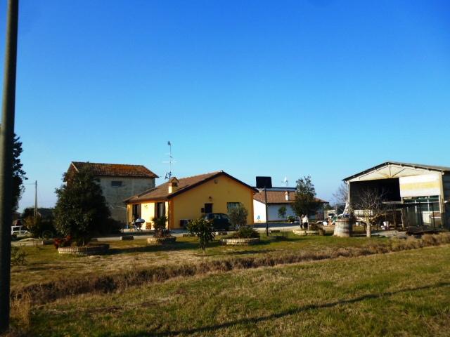 Villa vendita RAVENNA (RA) - 7 LOCALI - 2500 MQ