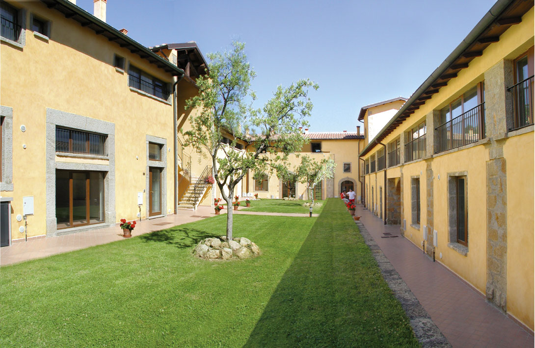 Bilocale Castel del Piano Fuori Paese 5