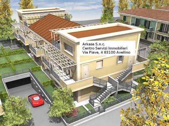 Appartamento affitto AVELLINO (AV) - 3 LOCALI - 110 MQ