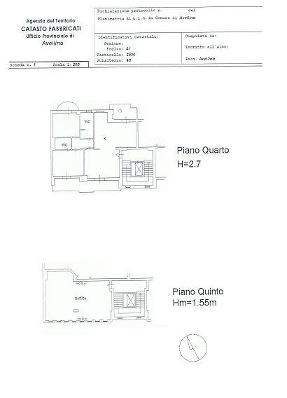 Appartamento vendita AVELLINO (AV) - 3 LOCALI - 85 MQ